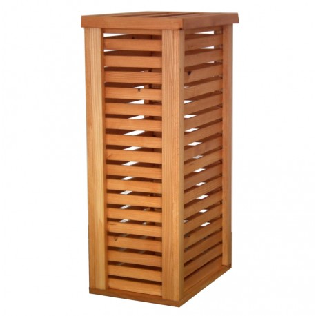 Wäschekorb Holz wäschekorb aus holz wäschebox mit deckel