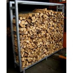 Stojak na drewno Industrial