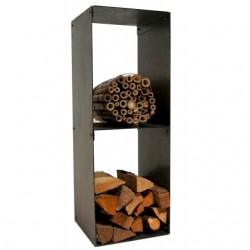Stojak na drewno Cubo