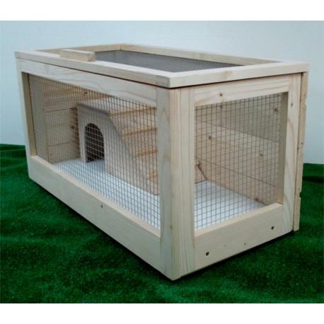 Domek dla świnek morskich