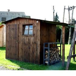 Domek ogrodowy Romboid