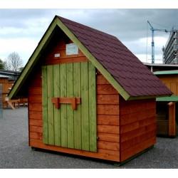 Domek ogrodowy dla dzieci Xexe