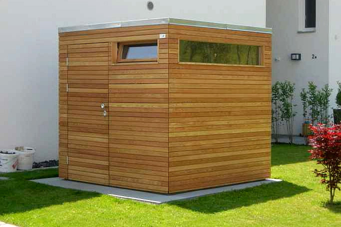 Bardzo dobry Domek ogrodowy KUBUS, romboid - Geisser QC23