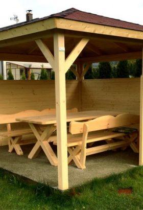 Wszystko Z Drewna Do Domu I Ogrodu Altanki Domki Pergole